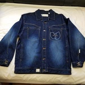 Wu Wear Wu Tang Clan Denum Jacket